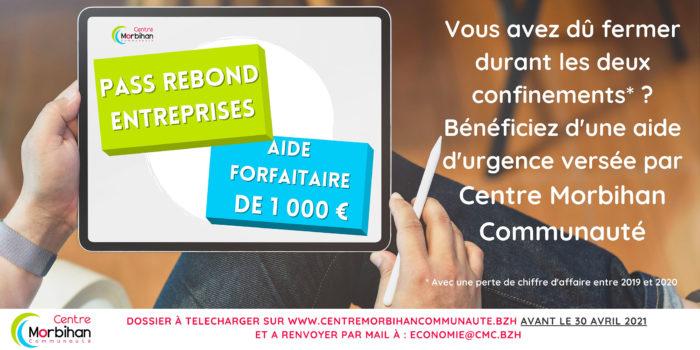 Pass Rebond Centre Morbihan Communauté